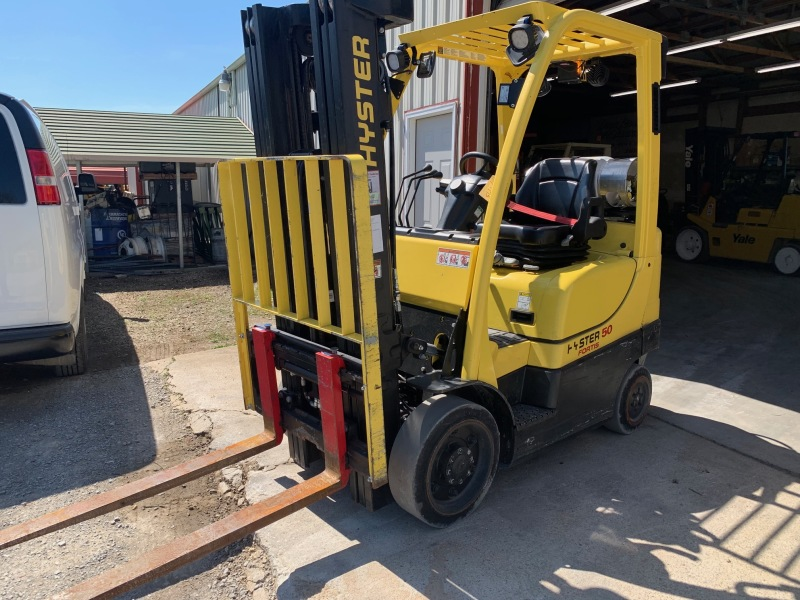 Hyster 5,000lbs Cushion Forklift